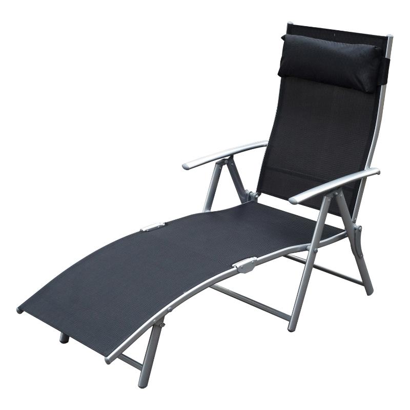 Inklapbare ligstoel ligbed voor op het strand ligstoel tuin ligstoel ligbed voor op het strand ligbed voor buiten