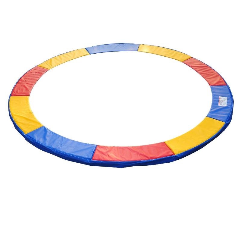 Randafdekking veerafdekking randbescherming voor trampoline 244 / 305 / 366 cm