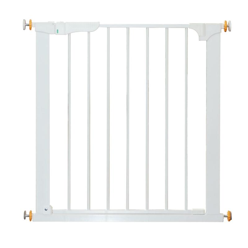 Veiligheidshekje slagboom traphekje hondenhekje poortdeur 74-95 cm