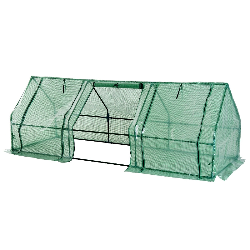 Kas tomatenkas plantenkas met raam koude kas kweekkas groen
