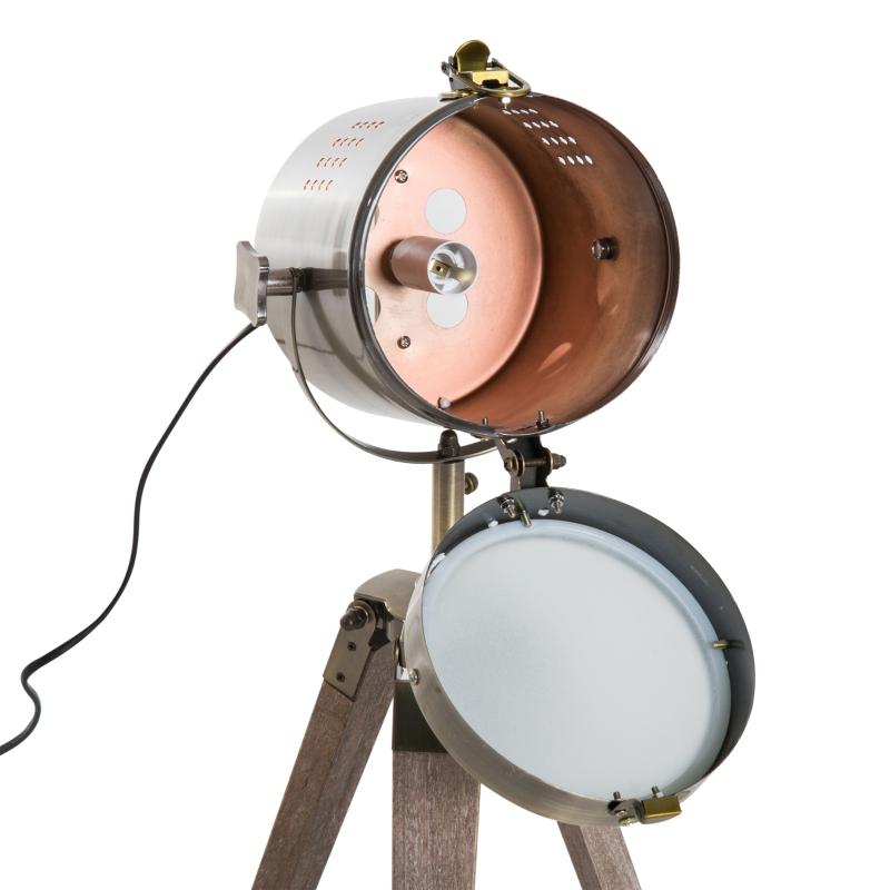 tafellamp spotlight staande lamp statief lamp E14 retro lamp statief