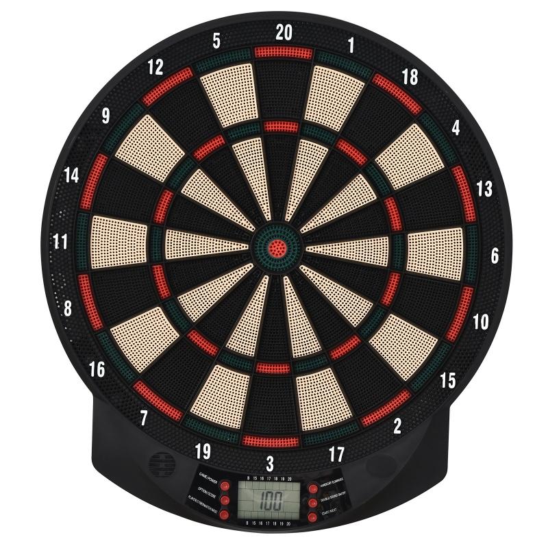 Elektronische dartschijf dartbord dartset met 6 darts 8 spelers