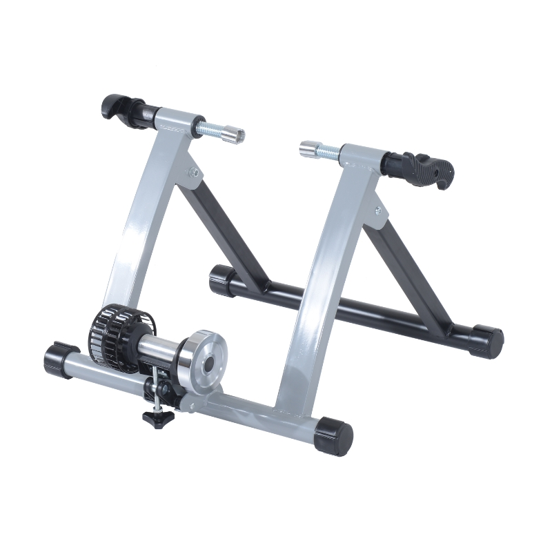 Fietstrainer fiets lucht hometrainer roltrainer 26-28 inch 2 kleuren