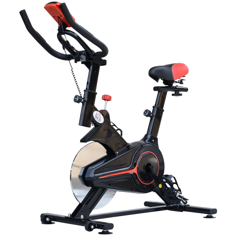 Indoor cycling trainer thuisfitness hometrainer fitnessfiets