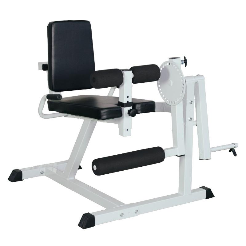 Beenverlenging beenkruller beentrainer fitnessapparaat gym staal