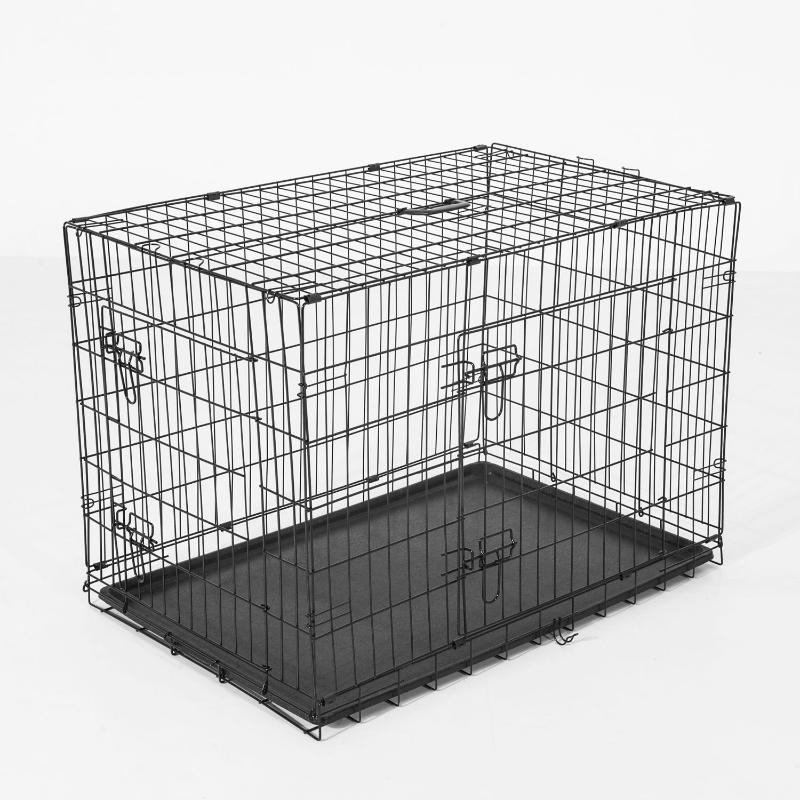 transportkooi transportbox draadkooi hondenbox kooi metaal inklapbaar
