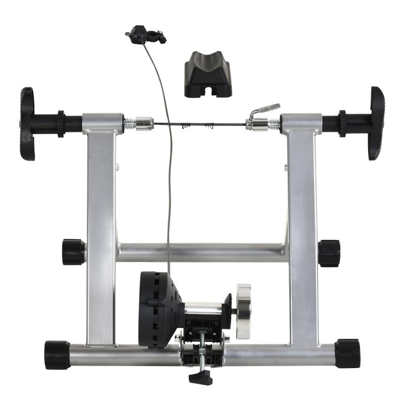 Fietstrainer racefiets fiets hometrainer magnetische remmen rolfiets 26-28 inch 2 kleuren