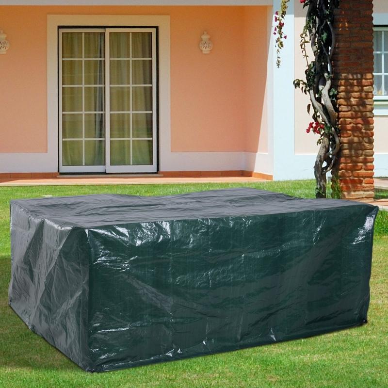 Dekzeil beschermhoes tuinmeubel hoes waterdicht UV-bescherming zitgroep
