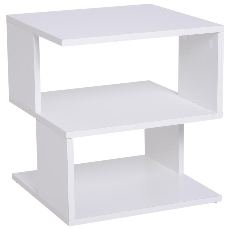 Bijzettafel nachttafel met modern design salontafel voor kantoor woonkamer
