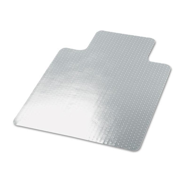 HOMCOM Ecological PVC Non-Slip Carpet Floor Protector Mat Clear