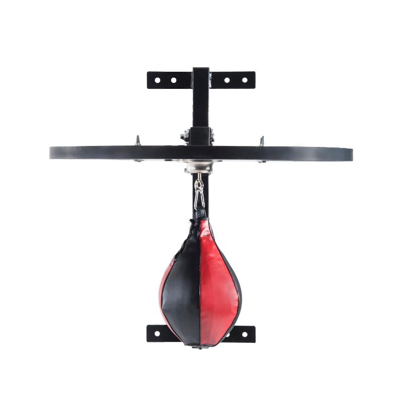 HOMCOM Punching Boxing Workout-Red/Black