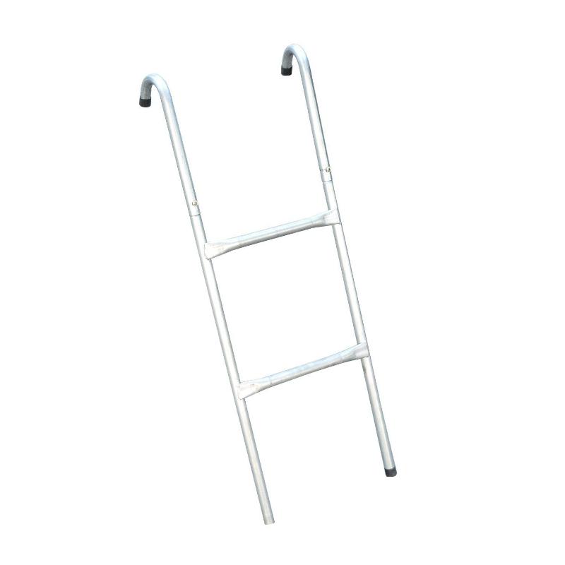 HOMCOM 6-10ft Trampoline Ladder