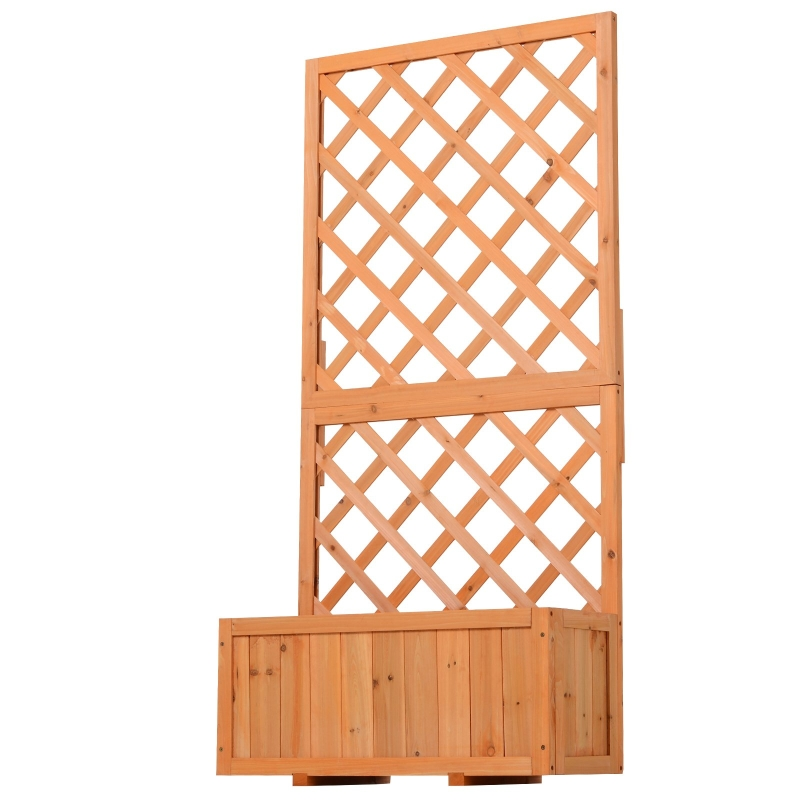 Outsunny Wooden Gardening Display