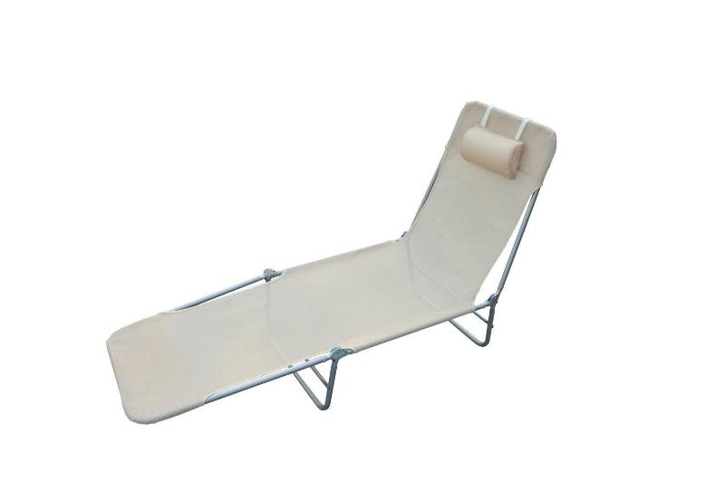 Ligstoel liggen ligbank voor buiten stoel relax lounger lounger voor in het bad tweebenig 4 kleuren
