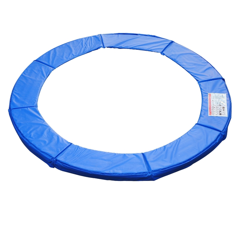 Randafdekking, veerbedekking, randbescherming voor trampoline 244/ 305/ 366 cm