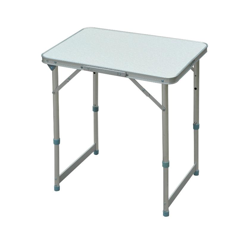 Outsunny Patio Foldable Picnic Table-Silver