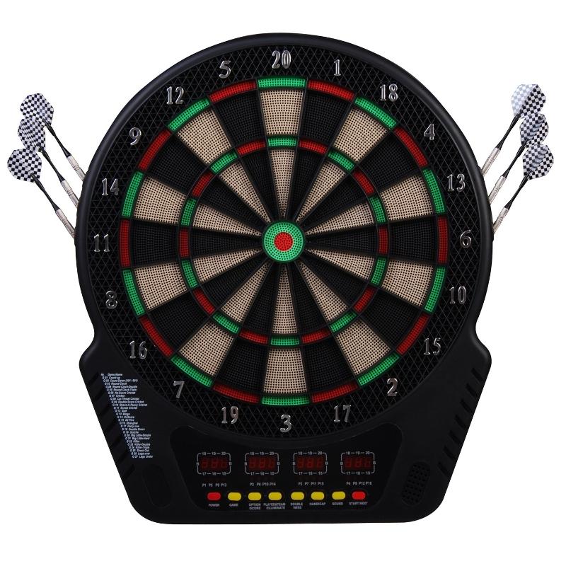 Elektronisch dartbord dartbord dartboard elektronisch dartbord 27 spellen
