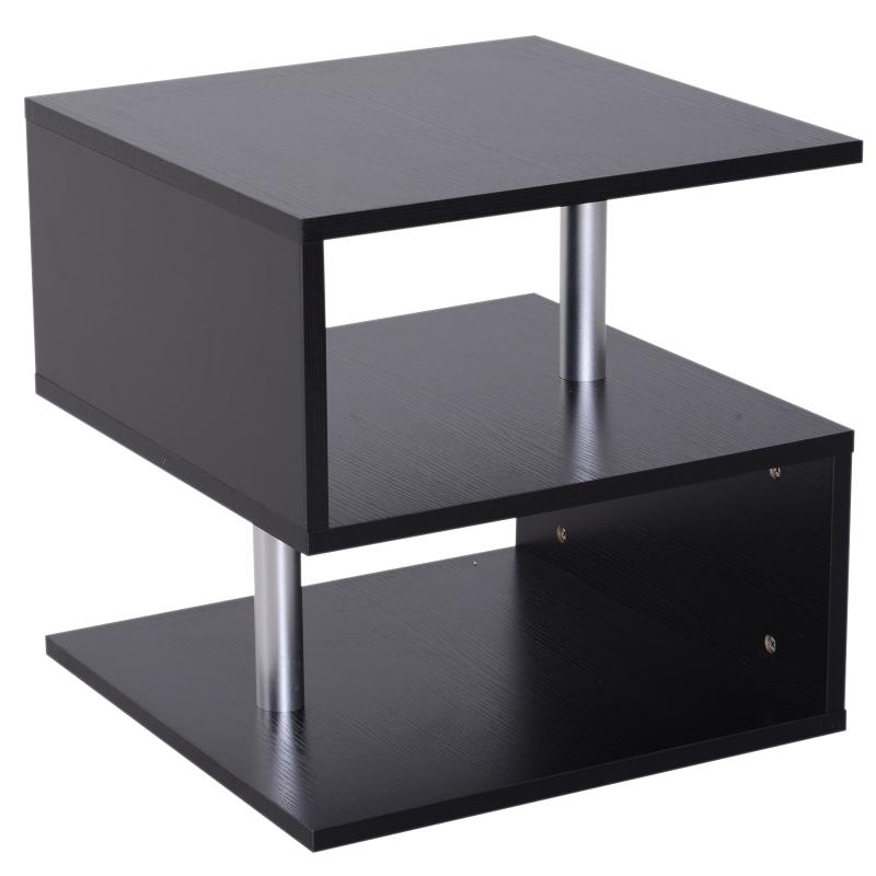 koffietafel salontafel bijzettafel woonkamertafel spaanplaat 2 kleuren