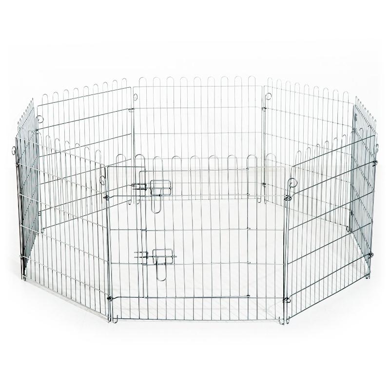Ren puppy-uitloop puppyhek box voor dieren puppyhek 4 maten