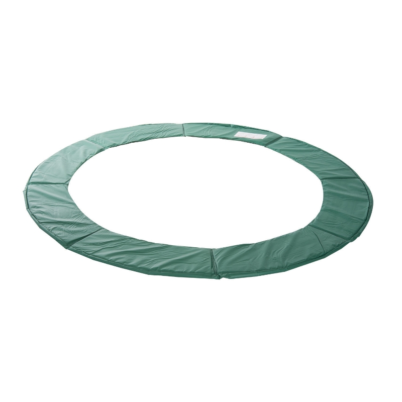 HOMCOM® Trampolin-Randabdeckung   PVC PE   Ø366 cm   Grün