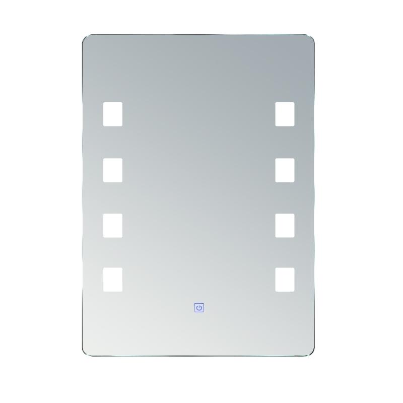 HOMCOM LUSTRO ŁAZIENKOWE LED IP44 50x70