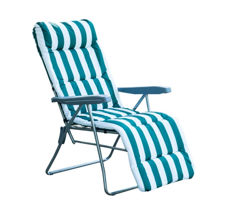 2x leżak ogrodowy tarasowy leżak plażowy składany Outsunny