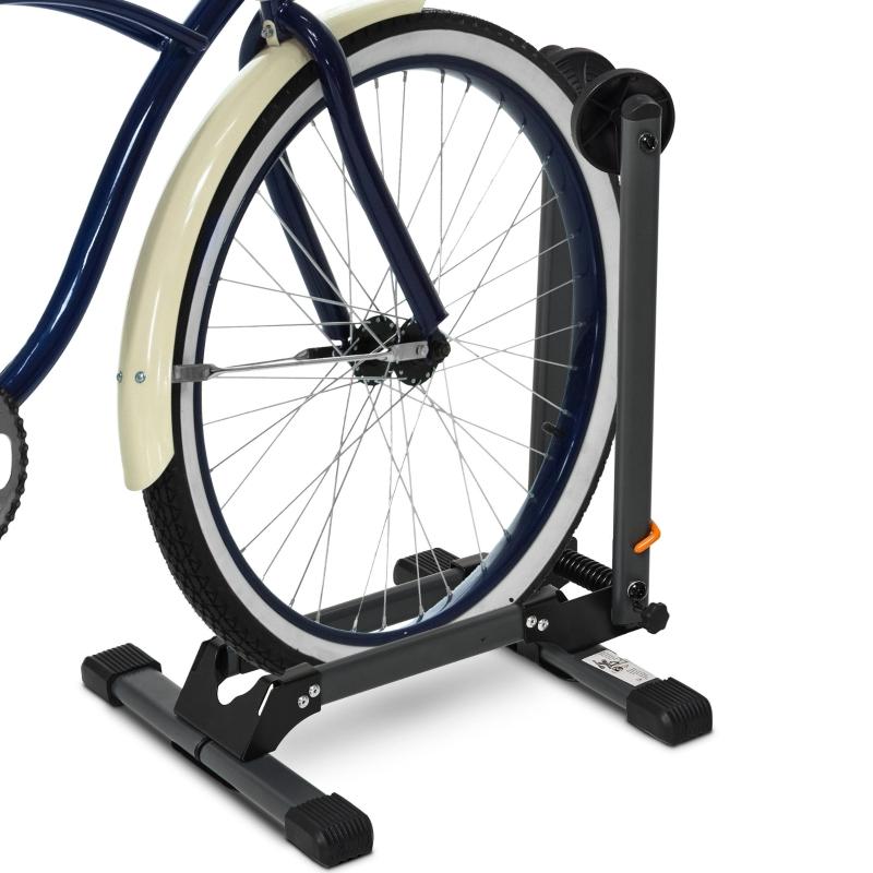 Uniwersalny uchwyt rowerowy Składany stojak na rower Stojak wystawowy Metal