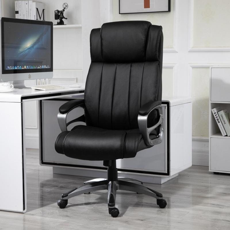 Fotel do masażu fotel biurowy fotel gamingowy krzesło obrotowe krzesło biurowe z masażem czarny