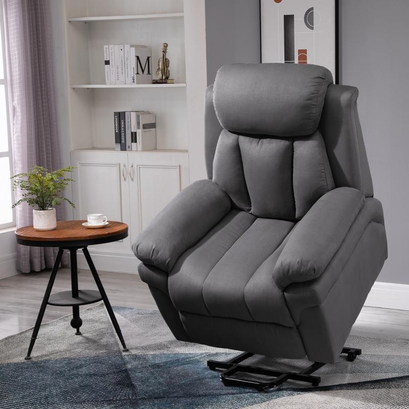 Elektryczny fotel pionizujący Fotel TV Fotel relaksacyjny Fotel pionizujący Fotel pomocniczy HOMCOM®