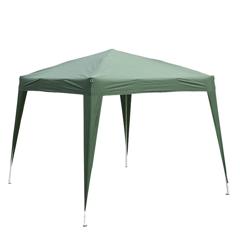 Pawilon ogrodowy namiot składany 3x3m popup zielony Outsunny