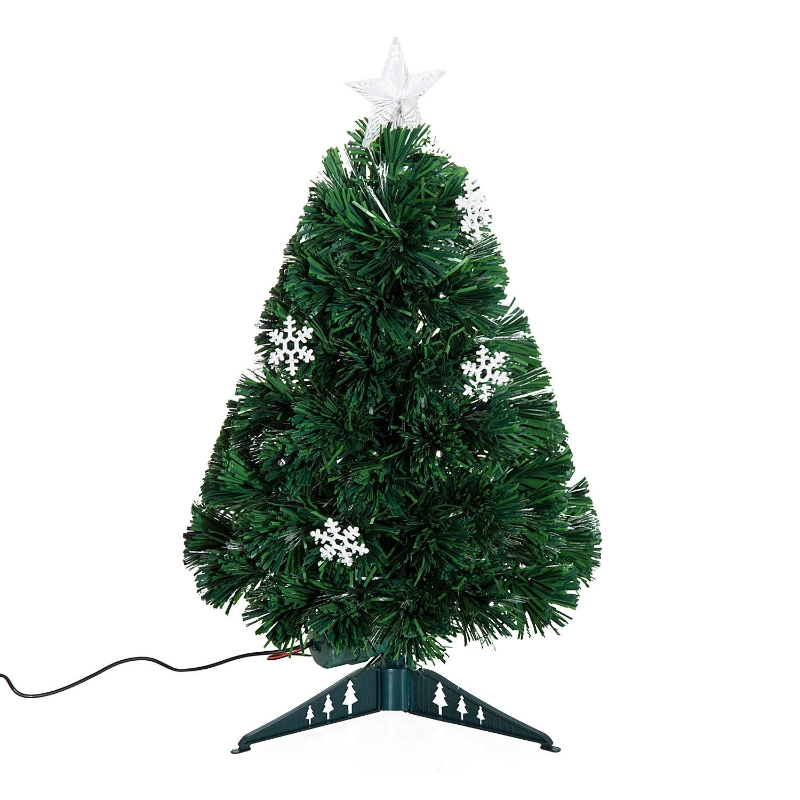 Kerstboom Dennenboom Kerstboom LED-glasvezelboom ster 8 model