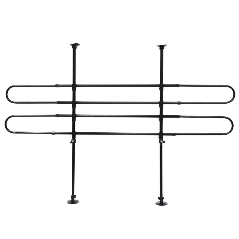PawHut Barrera de Proteccion tipo Reja Separadora Universal para Maleteros