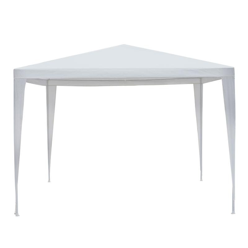 Outsunny® Carpa Impermeable de Jardín Acero Oxford Blanco 3x3m