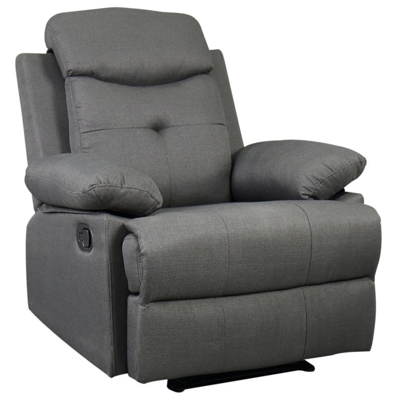 Fotel telewizyjny fotel TV fotel rozkładany funkcja odchylania regulowana do 150 °