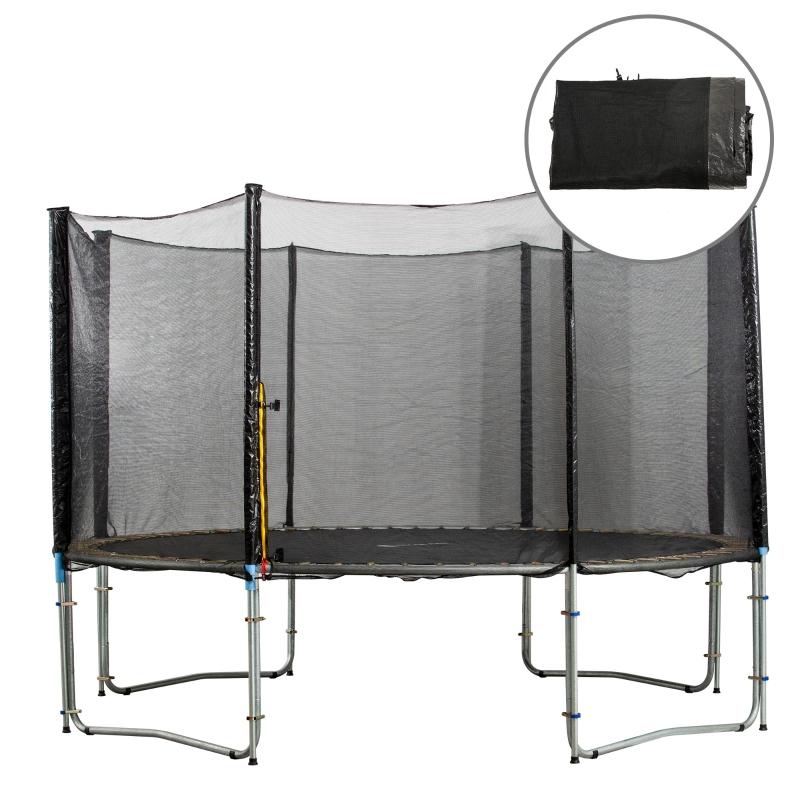 HOMCOM 13ft Trampoline Enclosure Net