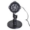 projectielamp kerst projector ledlamp sneeuwvlok Waterdicht ABS(m-2)