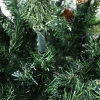 kunstkerstboom 1,5 m kerstboom dennenboom 770 takken metalen voet PVC(m-2)