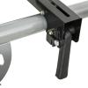 Werktafel voor verstekzagen staalverstekzaag 123,5 - 245 cm(m-9)