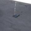 Outsunny® Schutzhülle für Sonnenschirm Ø300 cm Abdeckung Gartenschirm mit Reißverschluss(m-6)
