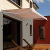 Outsunny® Markise Alu-Gelenkarm Gelenkarmmarkise 5 Farbe Sonnenschutz 3/3,5 /4/4,5m Balkon(m-2)