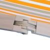 Outsunny® Markise Alu-Gelenkarm Gelenkarmmarkise 5 Farbe Sonnenschutz 3/3,5 /4/4,5m Balkon(m-10)