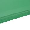 PawHut® Haustierbett | Haustierekissen | Metall, Textilene | 89 x 58 x 20 cm | Grün, Silber(m-6)