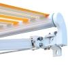 Outsunny® Markise Alu-Gelenkarm Gelenkarmmarkise 5 Farbe Sonnenschutz 3/3,5 /4/4,5m Balkon(m-9)