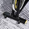 HOMCOM® Rower Treningowy do Użytku Domowego Fitness Bezstopniowy Opór Magnetyczny Stal(m-9)